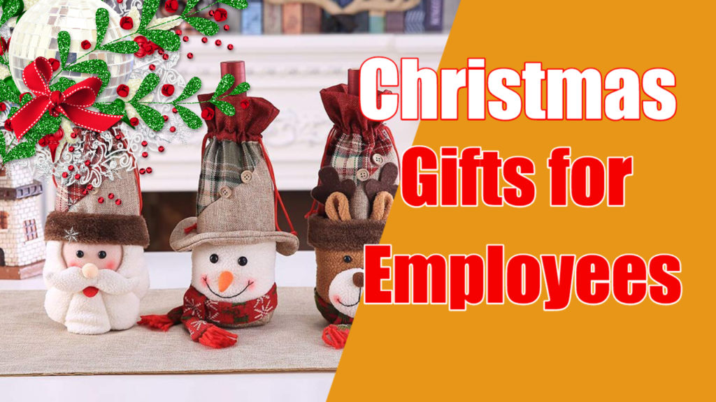 Christmas Gifts for Employees
