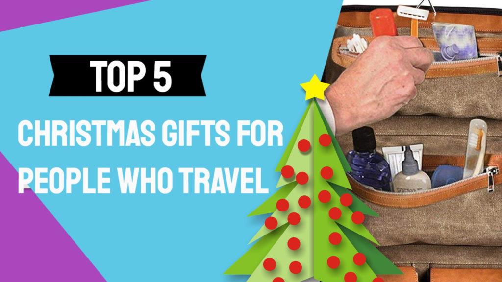 Christmas Gifts for People Who Travel