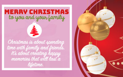 Christmas Whishes: Christmas is about spending time with family and friends. It's about creating happy memories that will last a lifetime. Merry Christmas to you and your family!