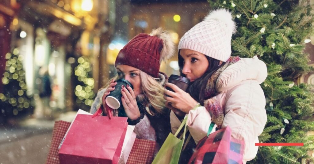 Christmas Shopping on a Budget