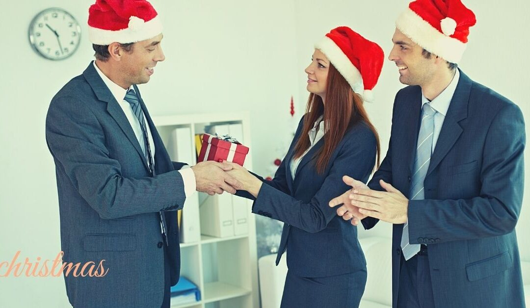 Christmas Shopping for Your Boss