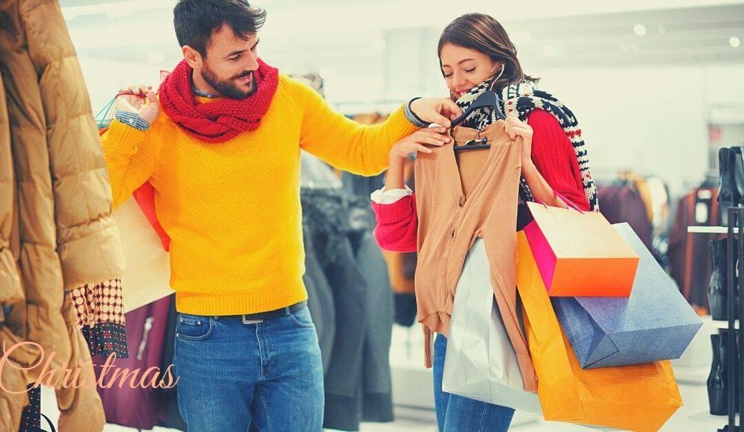 Buying Clothing When Christmas Shopping